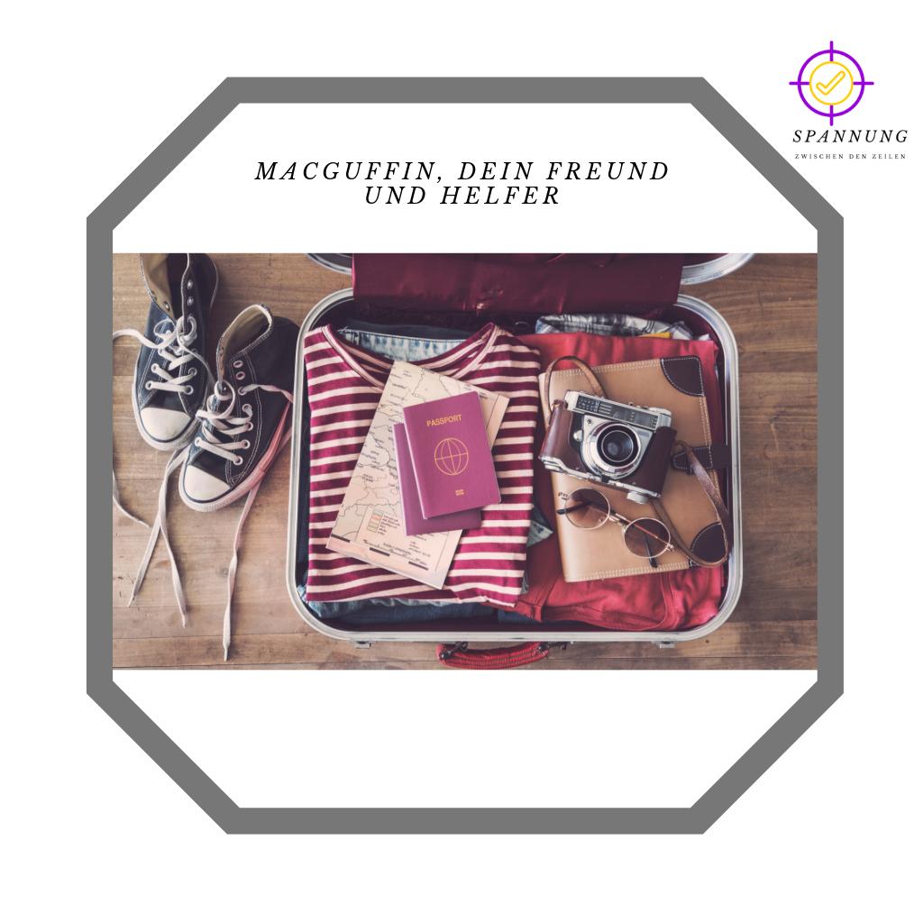 MacGuffin, dein Freund und Helfer